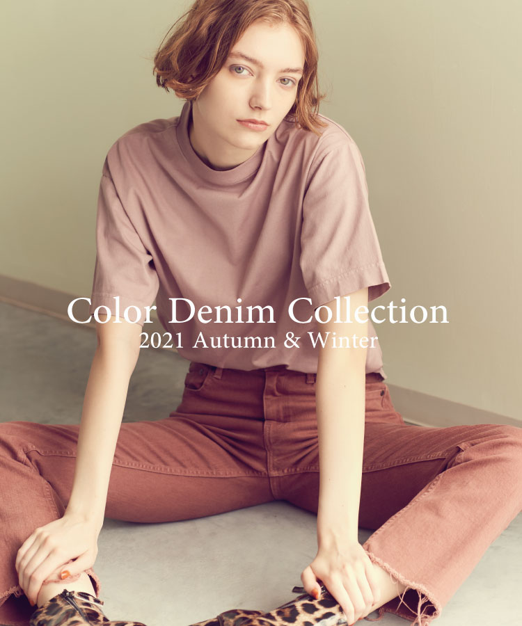 Color Denim Collection