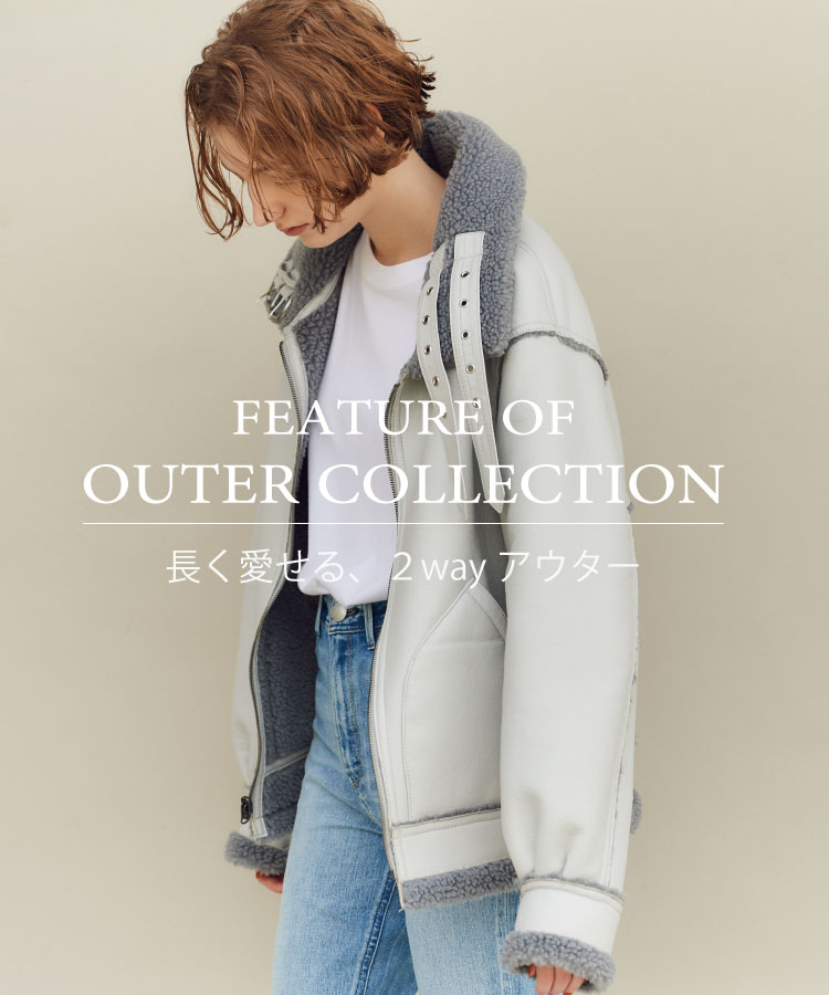 2021AW Outer Collection